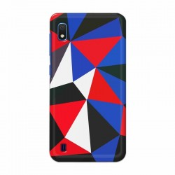 Buy Samsung Galaxy A10 Geometric BG Mobile Phone Covers Online at Craftingcrow.com