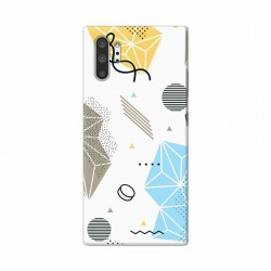 Buy Samsung Galaxy Note 10 Pro Geometric Mobile Phone Covers Online at Craftingcrow.com