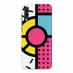 Buy Samsung Galaxy A70 Geometry Mobile Phone Covers Online at Craftingcrow.com
