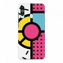 Buy Samsung M40 Geometry Mobile Phone Covers Online at Craftingcrow.com