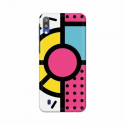 Buy Samsung Galaxy M10 Geometry Mobile Phone Covers Online at Craftingcrow.com