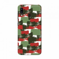 Buy Samsung Galaxy A20 Greens Abstract Mobile Phone Covers Online at Craftingcrow.com