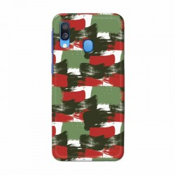Buy Samsung Galaxy A40 Greens Abstract Mobile Phone Covers Online at Craftingcrow.com