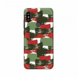 Buy Xiaomi Redmi Note 6 Pro Greens Abstract Mobile Phone Covers Online at Craftingcrow.com