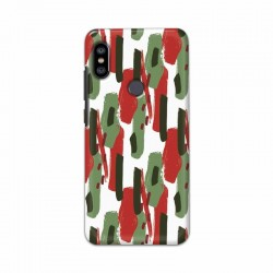 Buy Xiaomi Redmi Note 6 Pro Multi Color Abstract Mobile Phone Covers Online at Craftingcrow.com