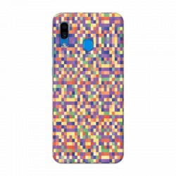 Buy Samsung Galaxy A30 Multidots Mobile Phone Covers Online at Craftingcrow.com