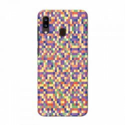 Buy Samsung Galaxy A20 Multidots Mobile Phone Covers Online at Craftingcrow.com