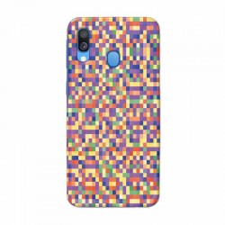 Buy Samsung Galaxy A40 Multidots Mobile Phone Covers Online at Craftingcrow.com