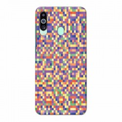 Buy Samsung M40 Multidots Mobile Phone Covers Online at Craftingcrow.com
