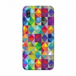 Buy Samsung Galaxy A40 Multis Mobile Phone Covers Online at Craftingcrow.com