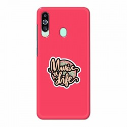 Buy Samsung M40 Music Life Mobile Phone Covers Online at Craftingcrow.com