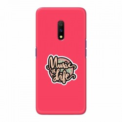 Buy Oppo Realme X Music Life Mobile Phone Covers Online at Craftingcrow.com