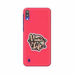 Buy Samsung Galaxy M10 Music Life Mobile Phone Covers Online at Craftingcrow.com