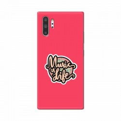 Buy Samsung Galaxy Note 10 Pro Music Life Mobile Phone Covers Online at Craftingcrow.com