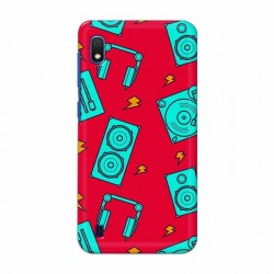 Buy Samsung Galaxy A10 Music Mobile Phone Covers Online at Craftingcrow.com