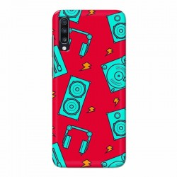 Buy Samsung Galaxy A70 Music Mobile Phone Covers Online at Craftingcrow.com