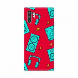 Buy Samsung Galaxy Note 10 Pro Music Mobile Phone Covers Online at Craftingcrow.com