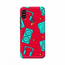 Buy Xiaomi Redmi Note 6 Pro Music Mobile Phone Covers Online at Craftingcrow.com