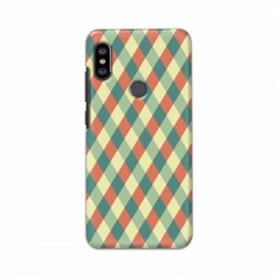 Buy Xiaomi Redmi Note 6 Pro Plaid Mobile Phone Covers Online at Craftingcrow.com
