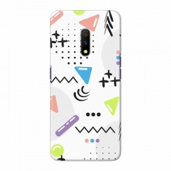 Buy Oppo Realme X Pop Mobile Phone Covers Online at Craftingcrow.com