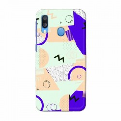 Buy Samsung Galaxy A40 Poper Mobile Phone Covers Online at Craftingcrow.com