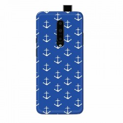 Buy One Plus 7 Pro Anchor Pattern Mobile Phone Covers Online at Craftingcrow.com