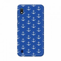 Buy Samsung Galaxy A10 Anchor Pattern Mobile Phone Covers Online at Craftingcrow.com
