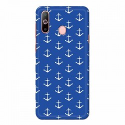 Buy Samsung Galaxy A60 Anchor Pattern Mobile Phone Covers Online at Craftingcrow.com