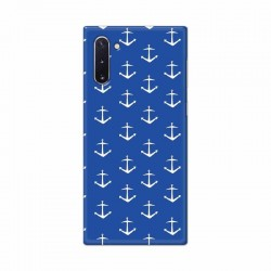 Buy Samsung Galaxy Note 10 Anchor Pattern Mobile Phone Covers Online at Craftingcrow.com