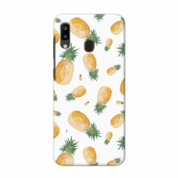 Buy Samsung Galaxy A20 Pineapples Mobile Phone Covers Online at Craftingcrow.com