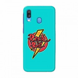Buy Samsung Galaxy A40 Rock n Roll Mobile Phone Covers Online at Craftingcrow.com