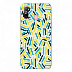 Buy Samsung Galaxy A60 Rounded Sticks Mobile Phone Covers Online at Craftingcrow.com