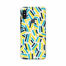 Buy Xiaomi Redmi Note 6 Pro Rounded Sticks Mobile Phone Covers Online at Craftingcrow.com