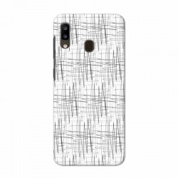 Buy Samsung Galaxy A20 Scribbles Mobile Phone Covers Online at Craftingcrow.com