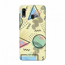 Buy Samsung Galaxy A20 Shapes Mobile Phone Covers Online at Craftingcrow.com