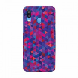 Buy Samsung Galaxy A40 Small Triangular Mobile Phone Covers Online at Craftingcrow.com