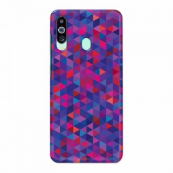Buy Samsung M40 Small Triangular Mobile Phone Covers Online at Craftingcrow.com
