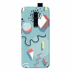 Buy One Plus 7 Pro Spiral Mobile Phone Covers Online at Craftingcrow.com