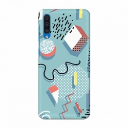 Buy Samsung Galaxy A50 Spiral Mobile Phone Covers Online at Craftingcrow.com