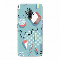 Buy Oppo Realme X Spiral Mobile Phone Covers Online at Craftingcrow.com