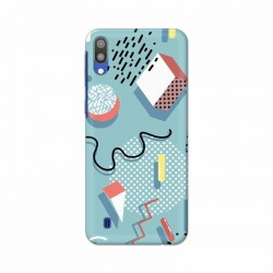 Buy Samsung Galaxy M10 Spiral Mobile Phone Covers Online at Craftingcrow.com