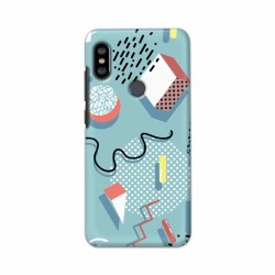 Buy Xiaomi Redmi Note 6 Pro Spiral Mobile Phone Covers Online at Craftingcrow.com
