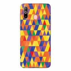Buy Samsung Galaxy A60 triangular Mobile Phone Covers Online at Craftingcrow.com
