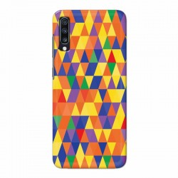Buy Samsung Galaxy A70 triangular Mobile Phone Covers Online at Craftingcrow.com