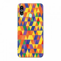 Buy Samsung M40 triangular Mobile Phone Covers Online at Craftingcrow.com