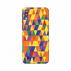Buy Samsung Galaxy M10 triangular Mobile Phone Covers Online at Craftingcrow.com