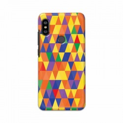 Buy Xiaomi Redmi Note 6 Pro triangular Mobile Phone Covers Online at Craftingcrow.com