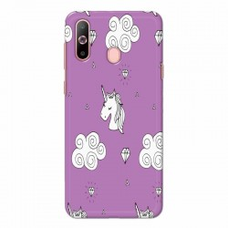 Buy Samsung Galaxy A60 unicorn Clouds Mobile Phone Covers Online at Craftingcrow.com