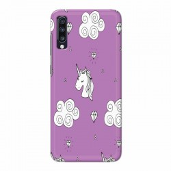 Buy Samsung Galaxy A70 unicorn Clouds Mobile Phone Covers Online at Craftingcrow.com