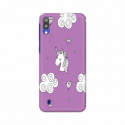 Buy Samsung Galaxy M10 unicorn Clouds Mobile Phone Covers Online at Craftingcrow.com